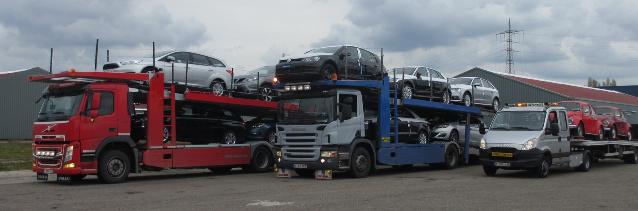 Depannage vrachtwagens